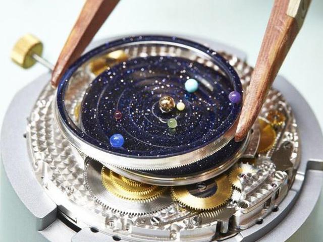 究竟是怎样的4款腕表,竟然让女性如此疯狂!