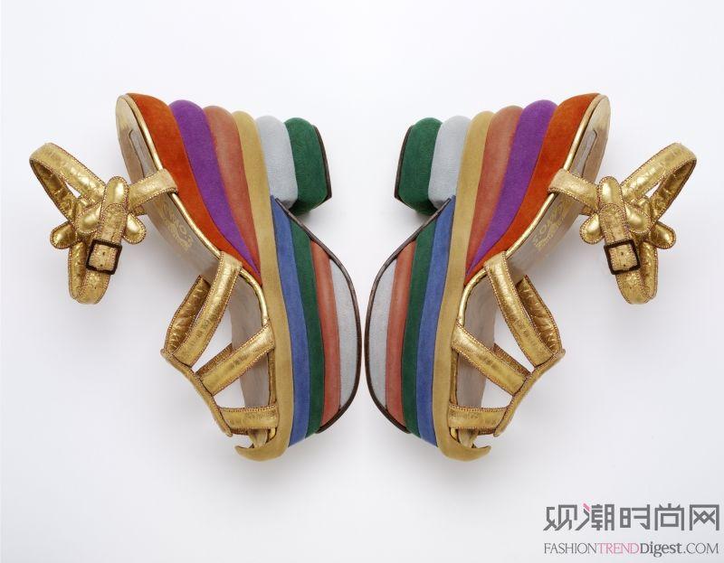 《鞋履:乐与苦展览》亚洲巡展...