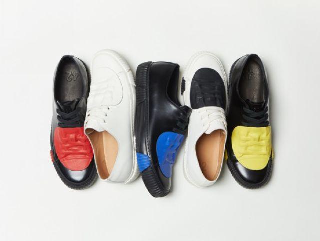 知名法国鞋履品牌 both 2018秋冬新品发布