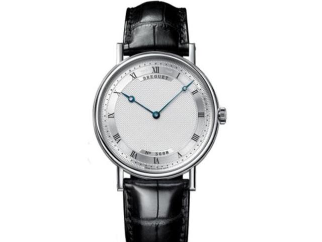低调中的奢华 三款18K白金腕表推荐
