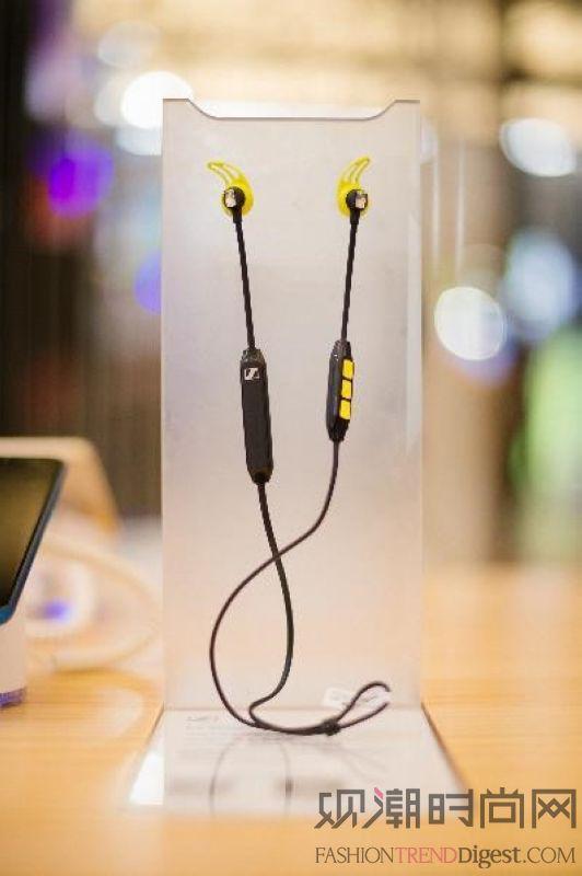 森海塞尔携高端耳机产品精彩亮...