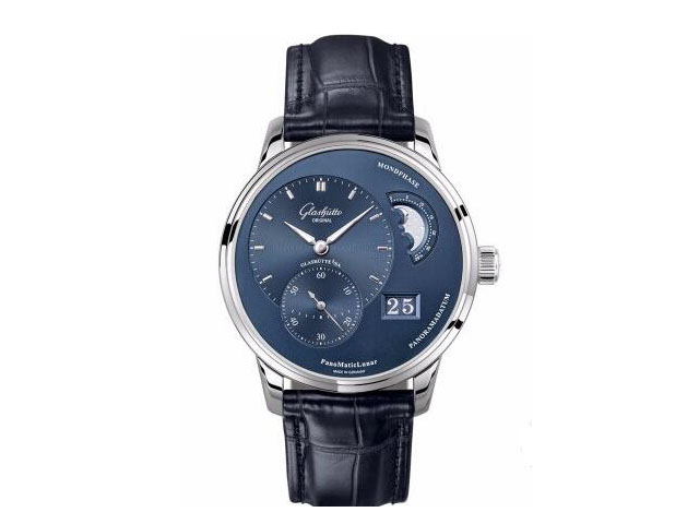 一抹绅士蓝 三款蓝色表盘腕表推荐