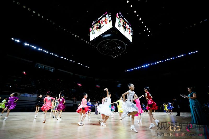黑池舞蹈节(中国)再度绽放,...