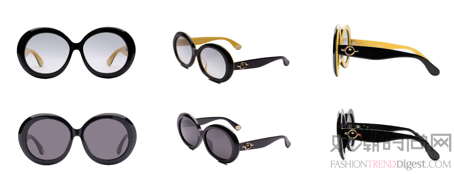 溥仪眼镜呈献 REVé by RENé 2018眼镜系列