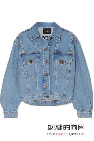 卫衣、牛仔、衬衫!秋季三大时尚主力来了