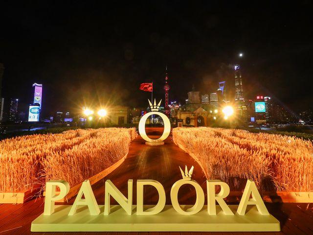PANDORA 2018秋季新品发布会 探索艺术与设计,绽放未来璀璨光辉