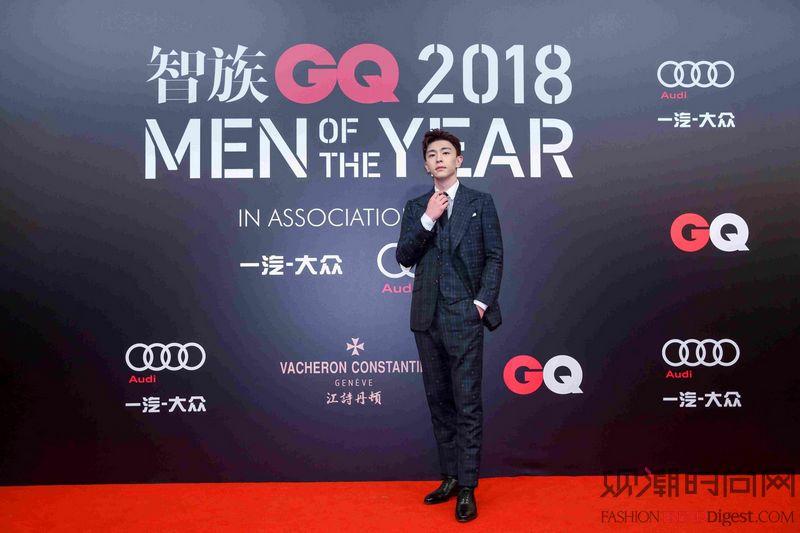 2018智族GQ年度人物盛典...