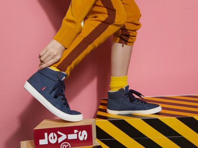 Levi's Footwear 2018秋冬新品正式发布