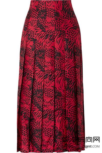 卫衣+裙子的时尚你懂吗?