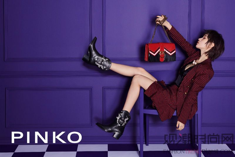 PINKO宣布2018秋冬系...