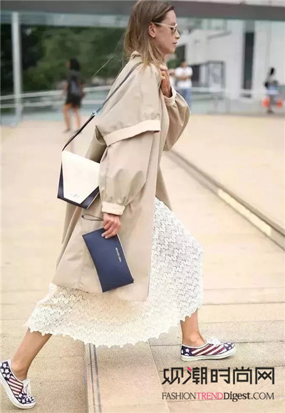 给你好看!五类时髦的秋冬女装内搭!