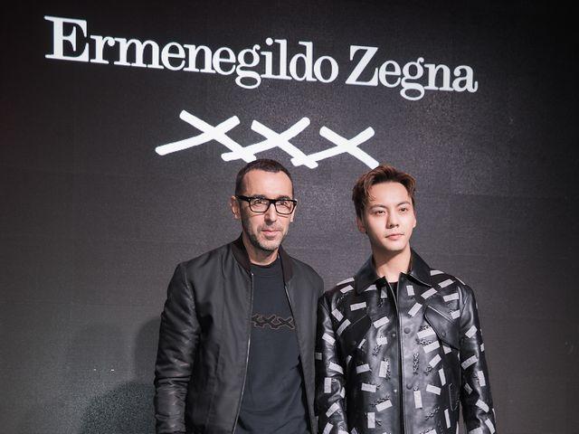 探寻XXX个性DNA Ermenegildo Zegna XXX系列及中国限定款发布派对引爆全城