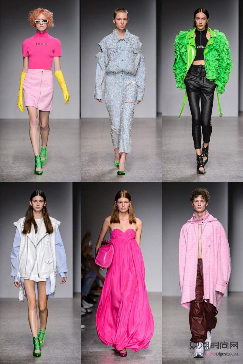 米兰时装周:中国独立设计师品...