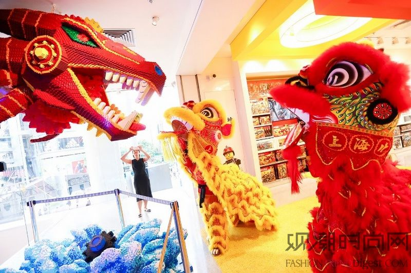 王者归来!上海世茂广场9月2...