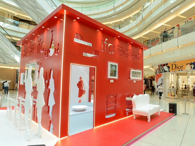 上海ifc商�� 璀璨玻璃��g耀���c