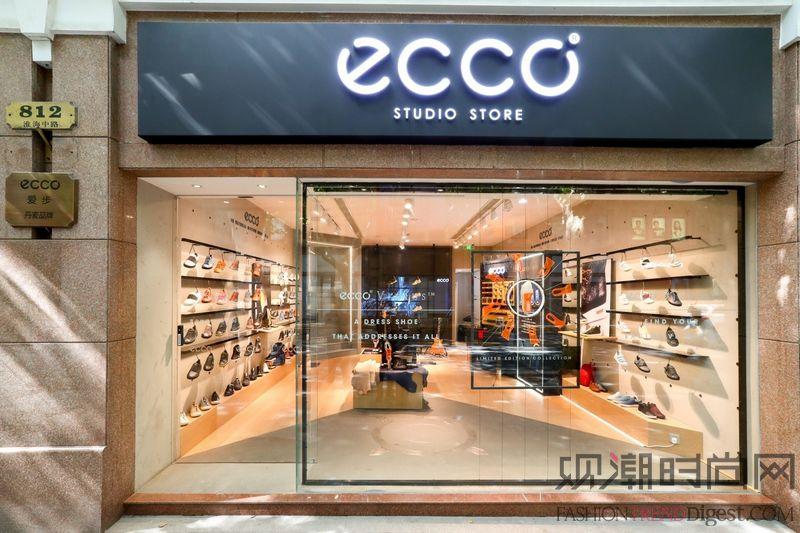 ECCO唯途系列全球限量版登...