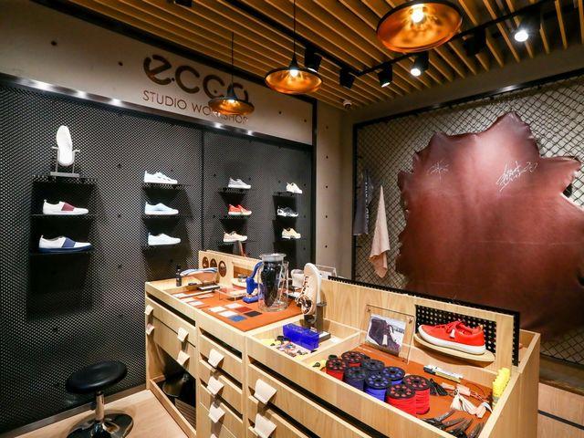 ECCO唯途系列全球限量版登陆ECCO STUDIO型男制造局