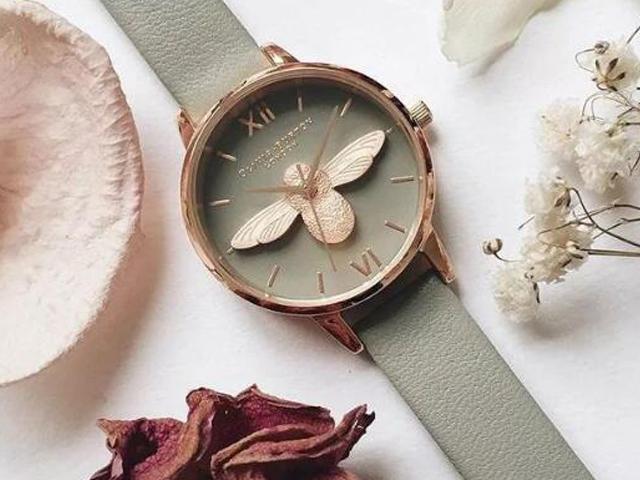 �@五款�值超高的手表,�M足你所有的少女心!