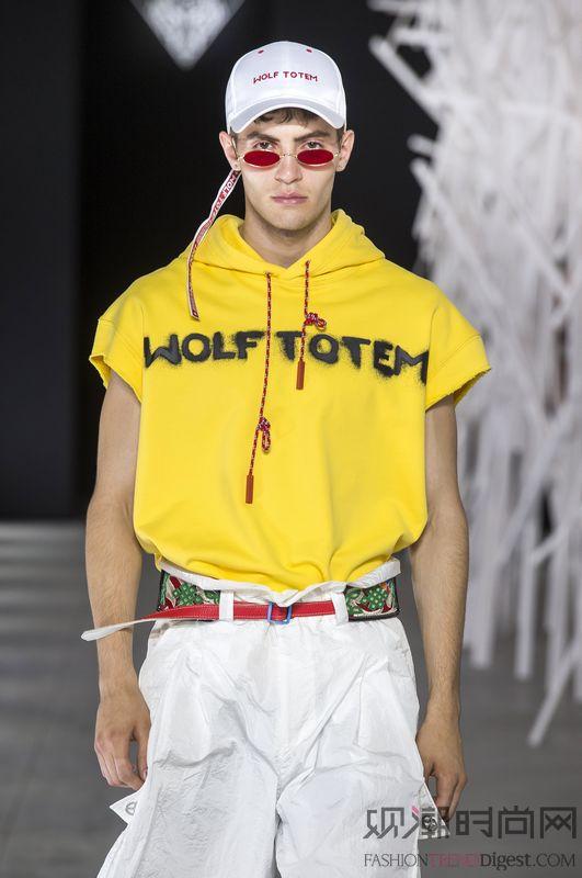 藏传艺术的时尚重组 WOLF...