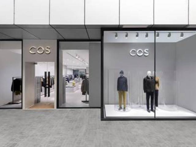 COS全球首间男装专门店现已于北京三里屯开幕