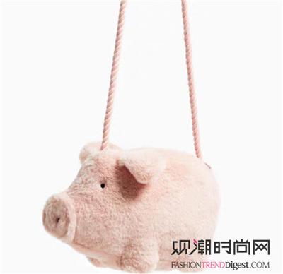 """新年穿上""""猪猪粉""""!小猪佩奇快上身"""