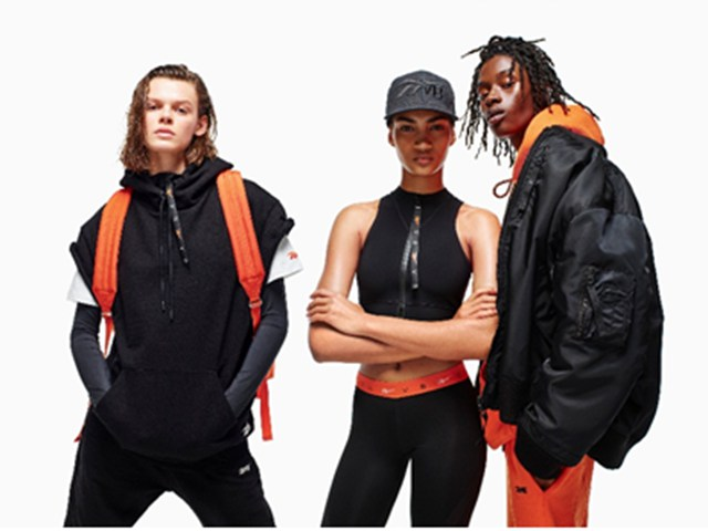 健身运动与时尚的跨界联合: Reebok与维多利亚•贝克汉姆推出2019春季首发系列