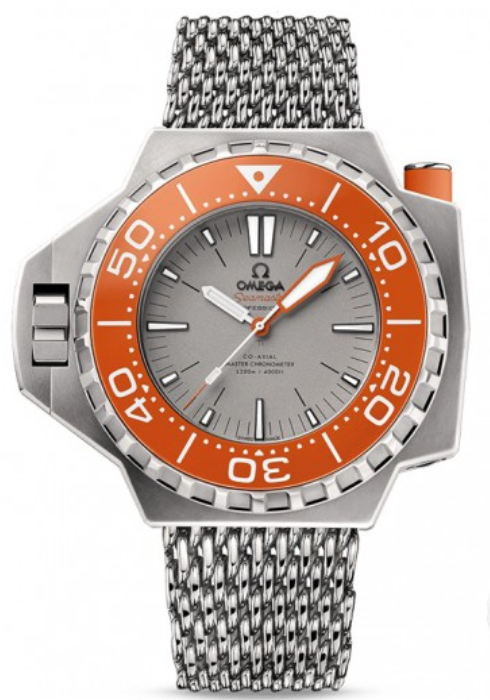 几款橙色腕表推荐