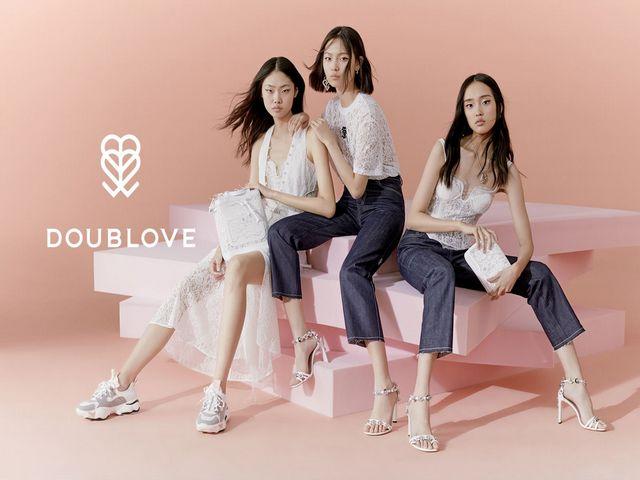 不止是摩登和酷感,DOUBLOVE 2019春夏系列 还有温柔坚定的时尚态度