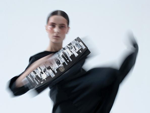 D'AUCHEL x Allan Banford 联名系列演绎抽象派艺术魅力