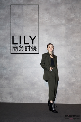 SS20上海�r�b周LILY商...