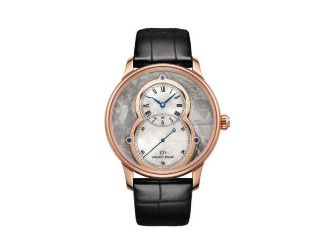 几个大牌推出的陨石表盘的腕表,戴上到底有多酷?