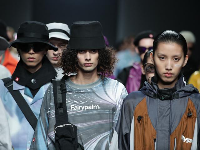 新一季YOHO!国潮崛起启动,FYP登陆SS2020春夏上海时装周发布城市游牧系列