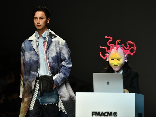 """新一季YOHO!国潮崛起启动,FMACM 2020春夏上海时装周构建""""景观社会"""""""