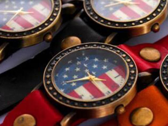 原来这些流行腕表品牌,都是美国表
