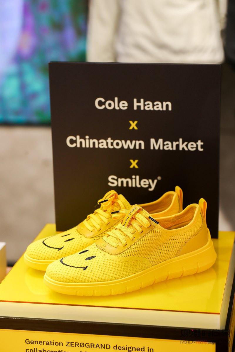 COLE HAAN中国首家概...