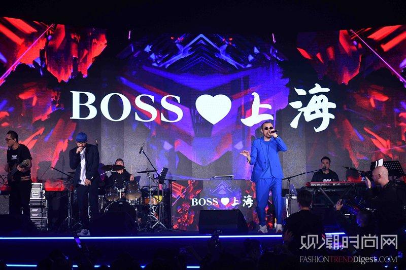 BOSS loves Sha...