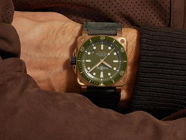 撩人腕间 它们可是最具街头感的腕表