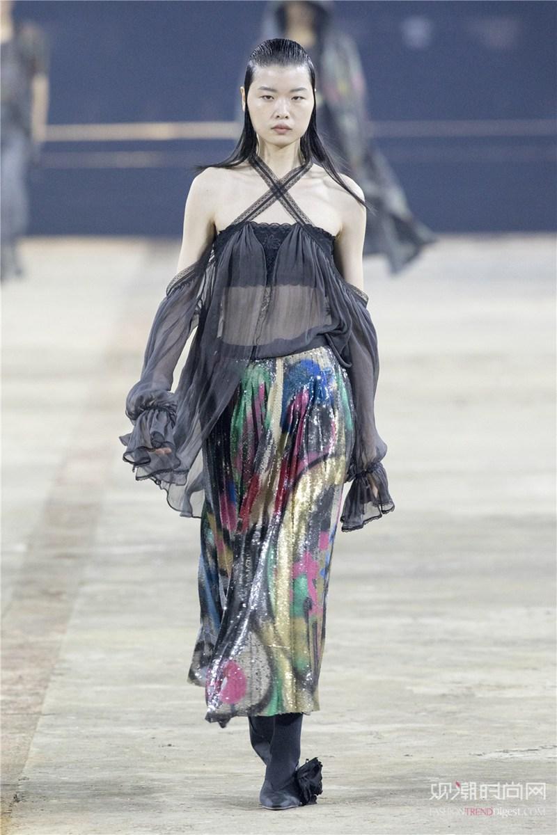 时尚艺术与实验音乐交融,达衣...