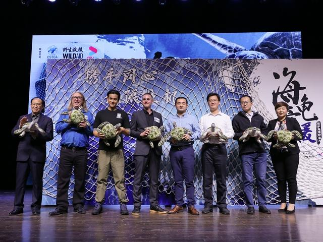 保护海洋纪录片《海龟奇'援'》今日发布公益大使彭于晏实地参与保护
