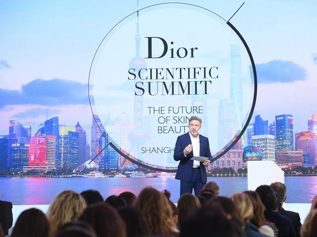 第四届DIOR迪奥护肤科技峰会 2019年10月29日 �C 上海 肌肤之美的未来