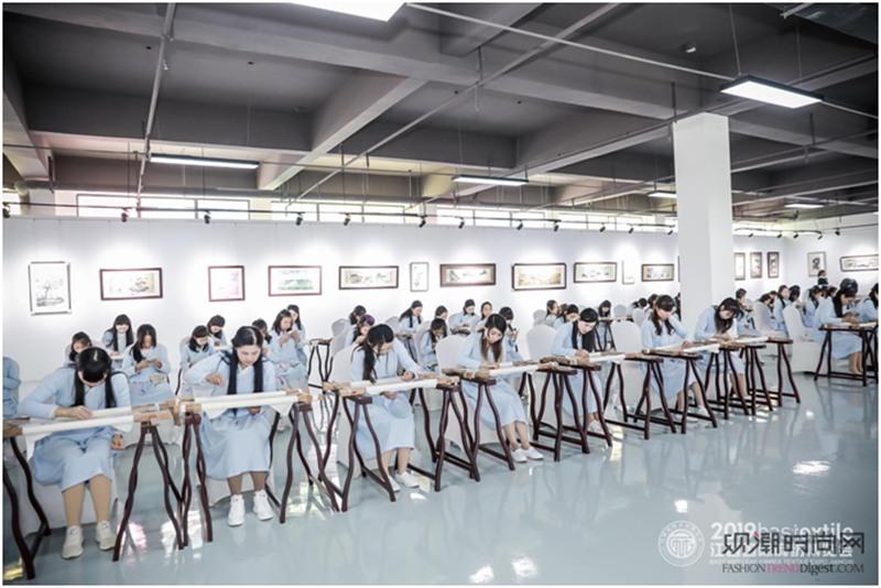 生态江西 时尚麻艺 2019...