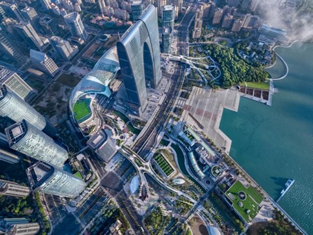 心向未来与有荣焉 - 苏州中心商场喜迎两周年庆典