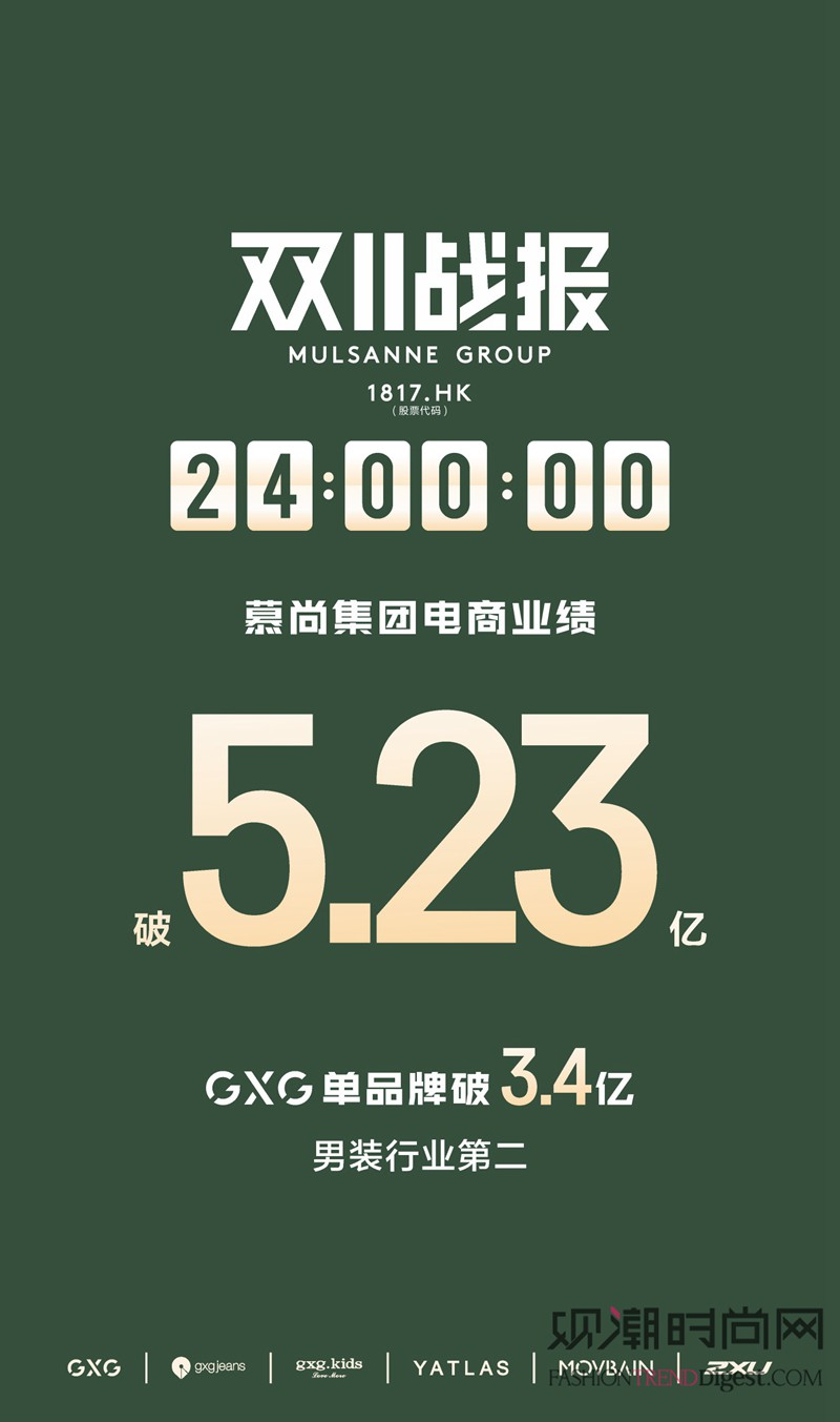 """揭秘GXG""""双十一""""新突破:..."""