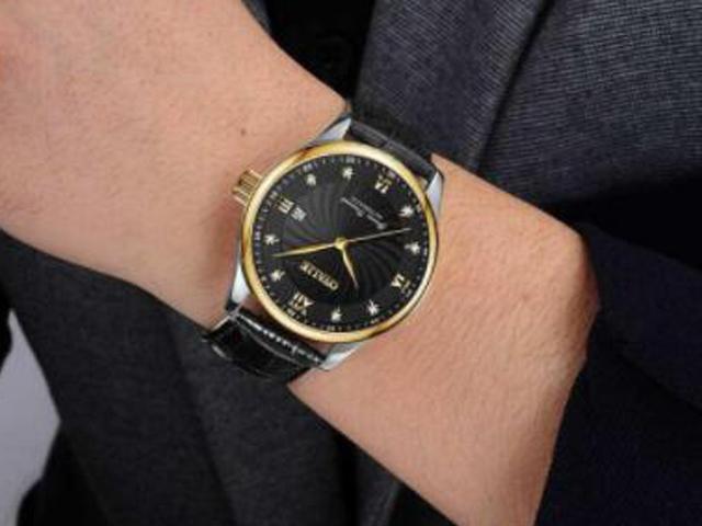 男士手表应该如何挑选?轻松展现腕部魅力