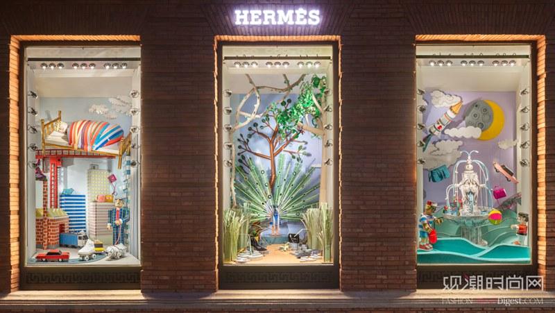 Hermes b 度空间梦游记