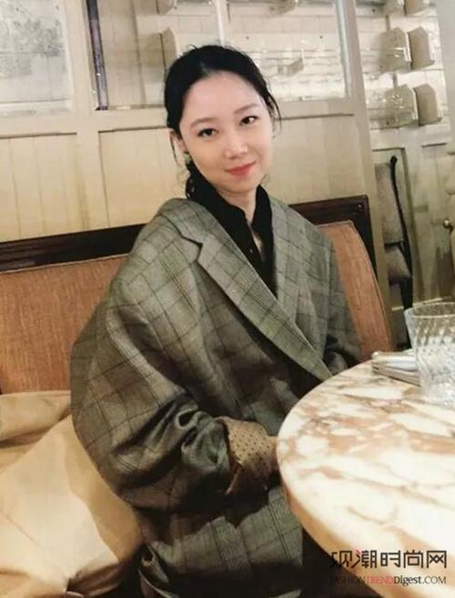 韩风来袭!韩国女明星的秋冬穿搭方案