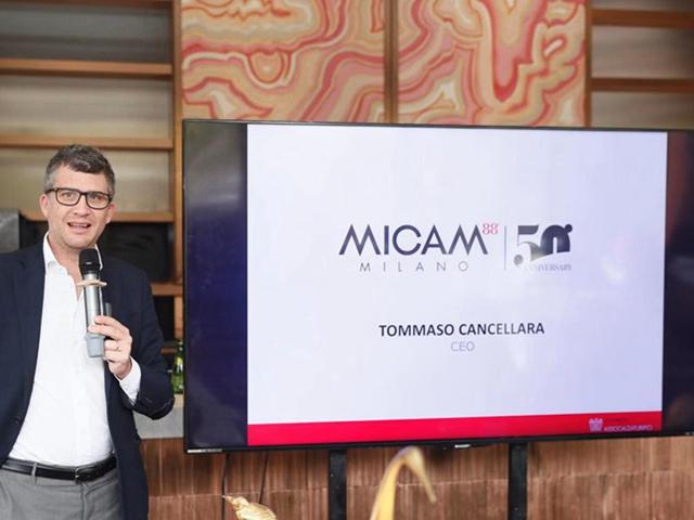 MICAM作为国际鞋类大使 将意大利技术带到中国