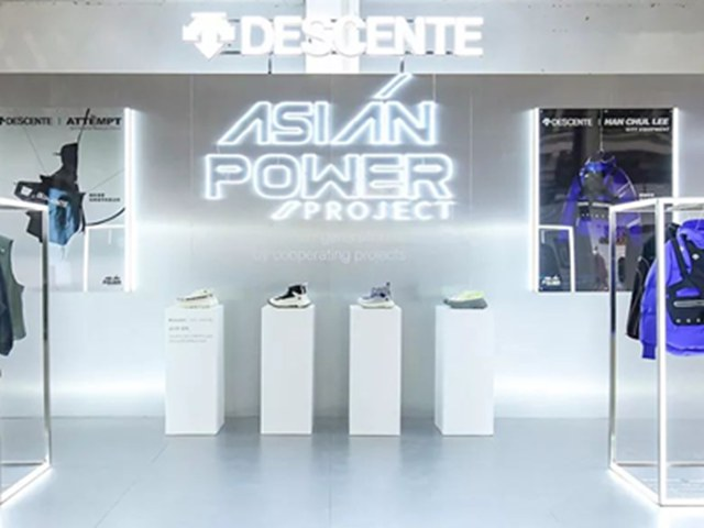 DESCENTE迪桑特集结亚洲新锐设计力量,延伸运动外延