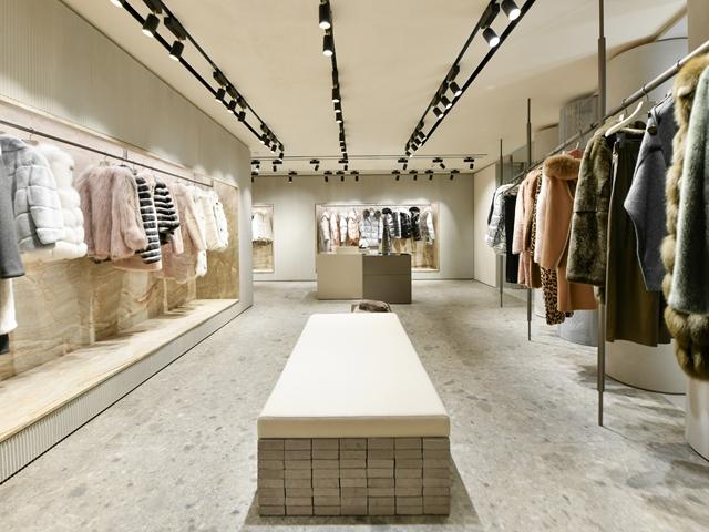 Yves Salomon中国首家旗舰店登陆上海恒隆广场