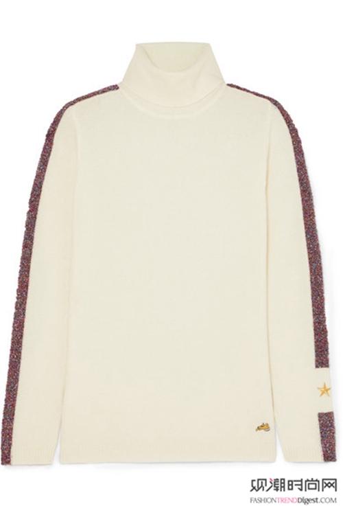 高领毛衣搭配秘籍:让你温暖又有型!